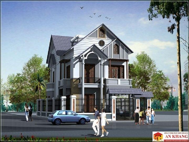 Công ty xây dựng An Khang
