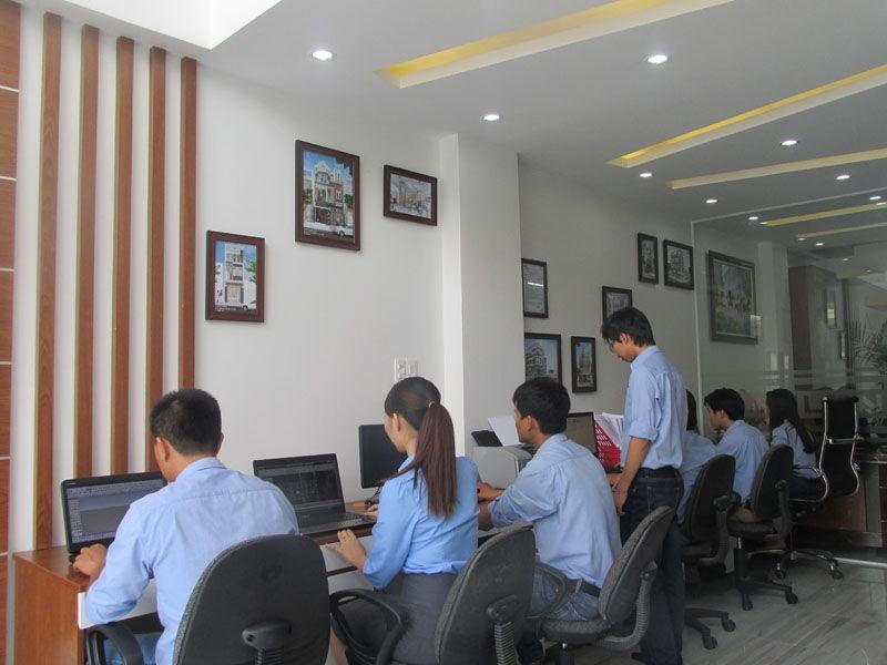 Công ty xây dựng Nam Long