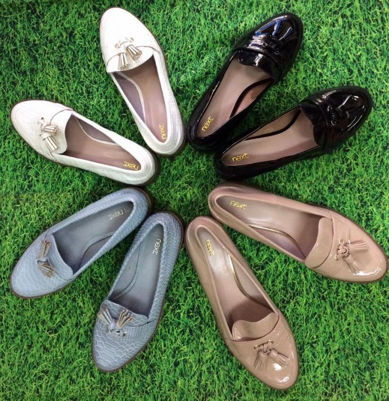 Giày xuất khẩu số lớn Gia Gia