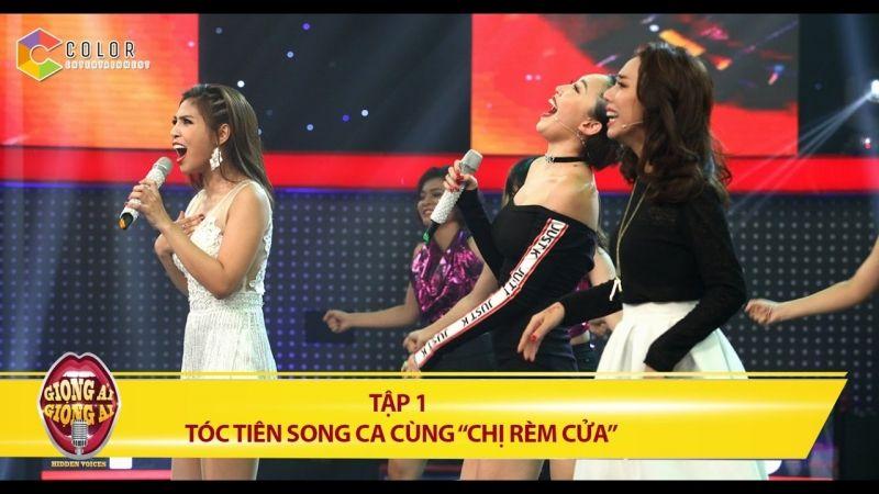 Hoàng Yến My if Tóc Tiên (Tập 1)