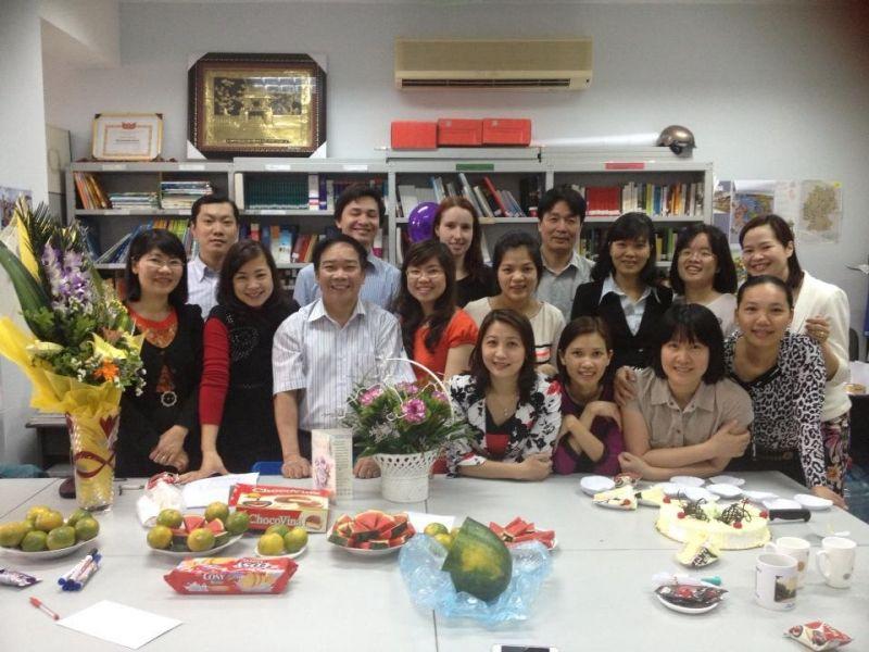 Khoa tiếng Đức - Trường Đại học Hà Nội