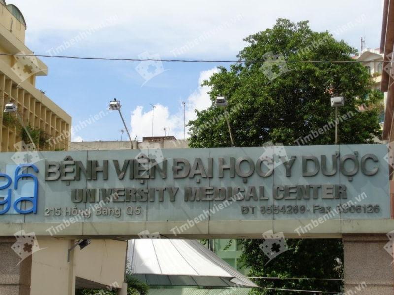 Trường đại học y dược TP Hồ Chí Minh
