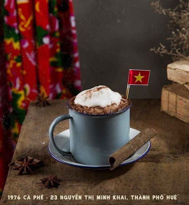 1976 cà phê