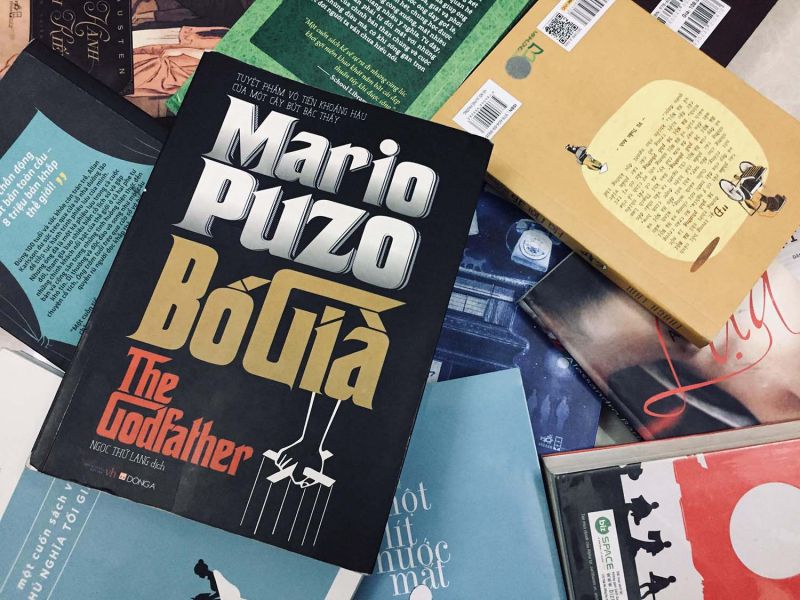 Bố già - Mario Puzo