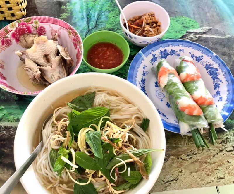 Bún Nước Lèo Thảo - Phú Lợi