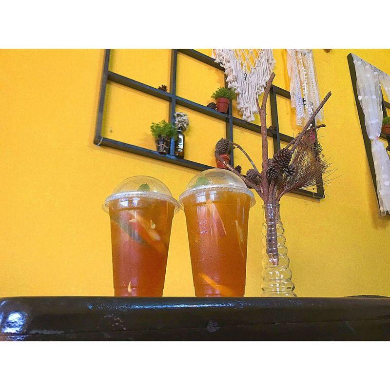 COCHA coffee and milktea