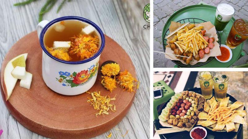 Chill - Tiệm Trà Chanh Cẩm Phả