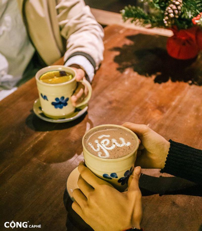 Cộng cà phê