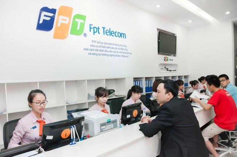 Công ty Cổ Phần Viễn Thông FPT