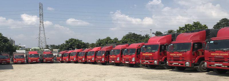 Công ty TNHH DV giao nhận vận tải Tiến Phát