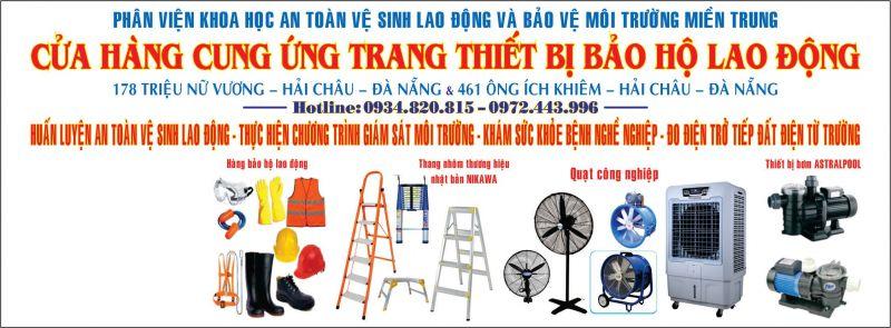 Cửa Hàng Bảo hộ lao động - 461 Ông Ích Khiêm