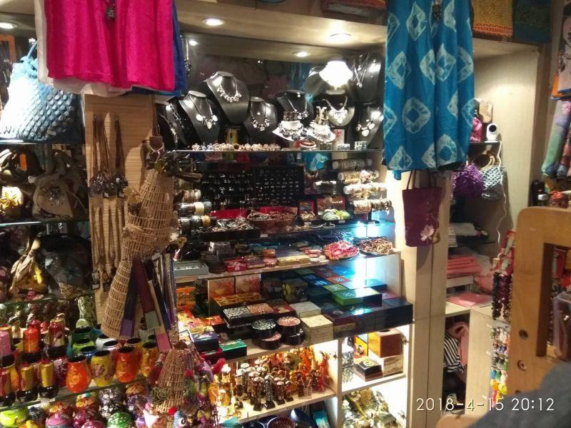 Cửa hàng quà lưu niệm Mimoza
