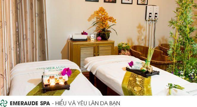 Emeraude Spa & Skin Treatment