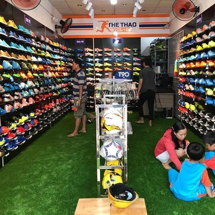 Giày đá bóng Thể Thao VIP