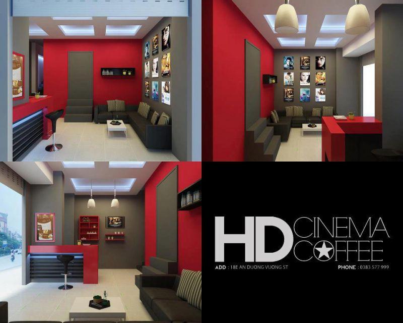 HD Cinema Coffee - An Dương Vương