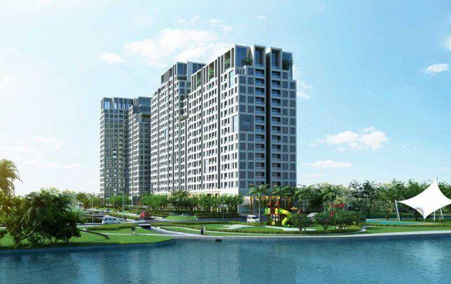 Khu căn hộ cao cấp Đại An – Saigon Riverside