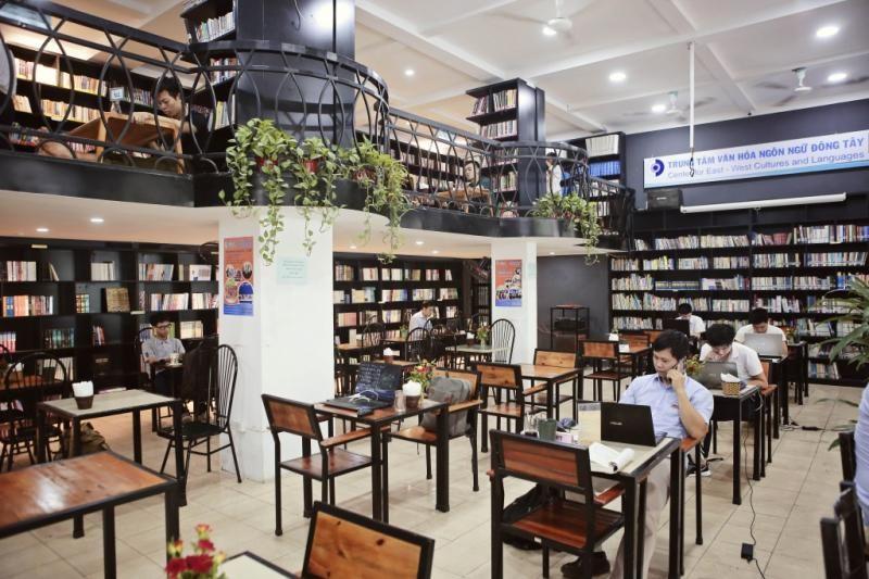 Lên thư viện để tiết kiệm điện