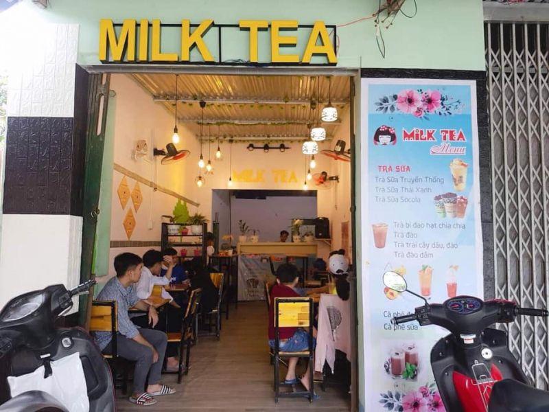 MILK TEA - Coffee
