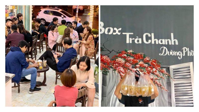 MT Box - Trà Chanh Đường Phố Cẩm Phả