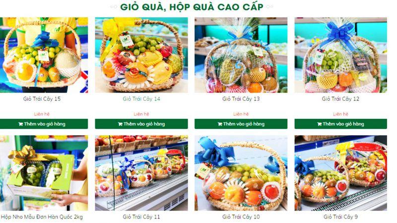 Minh Phương Fruit