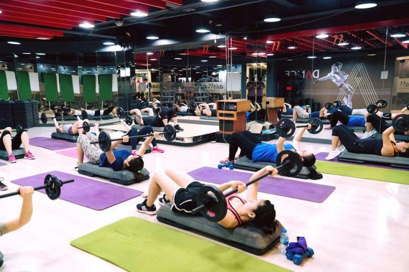 NClub Fitness & Yoga - Hoa Lư