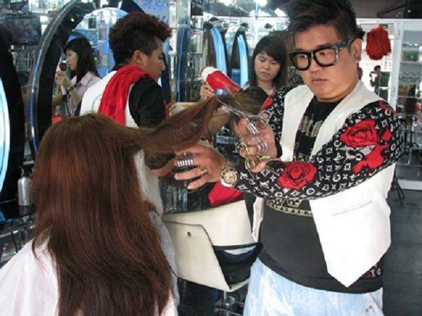 NTM tóc Nguyễn Hoàng Hưng - Salon tóc Hưng - Kiều Phương