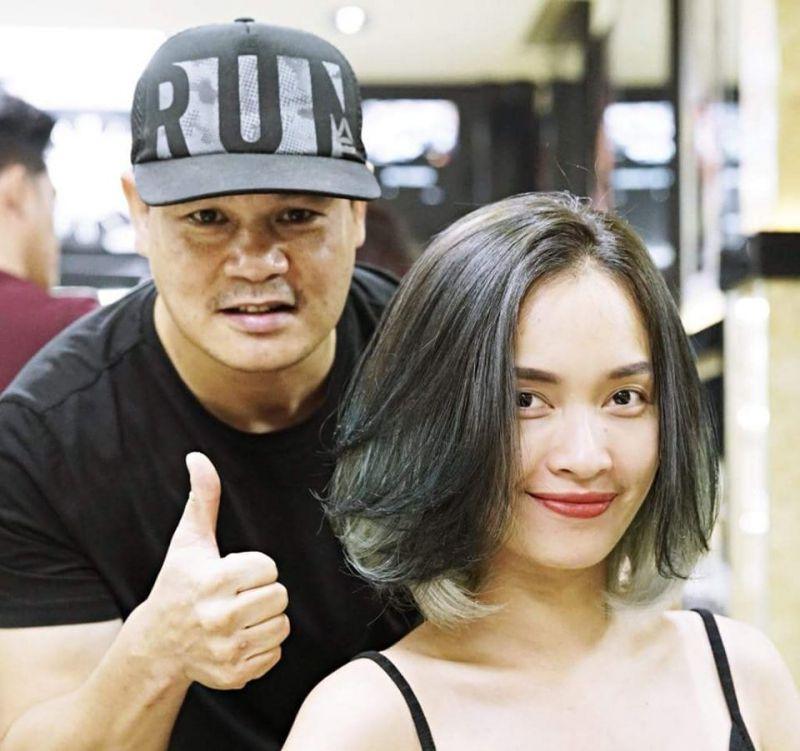 NTM tóc Nguyễn Thế Khôi