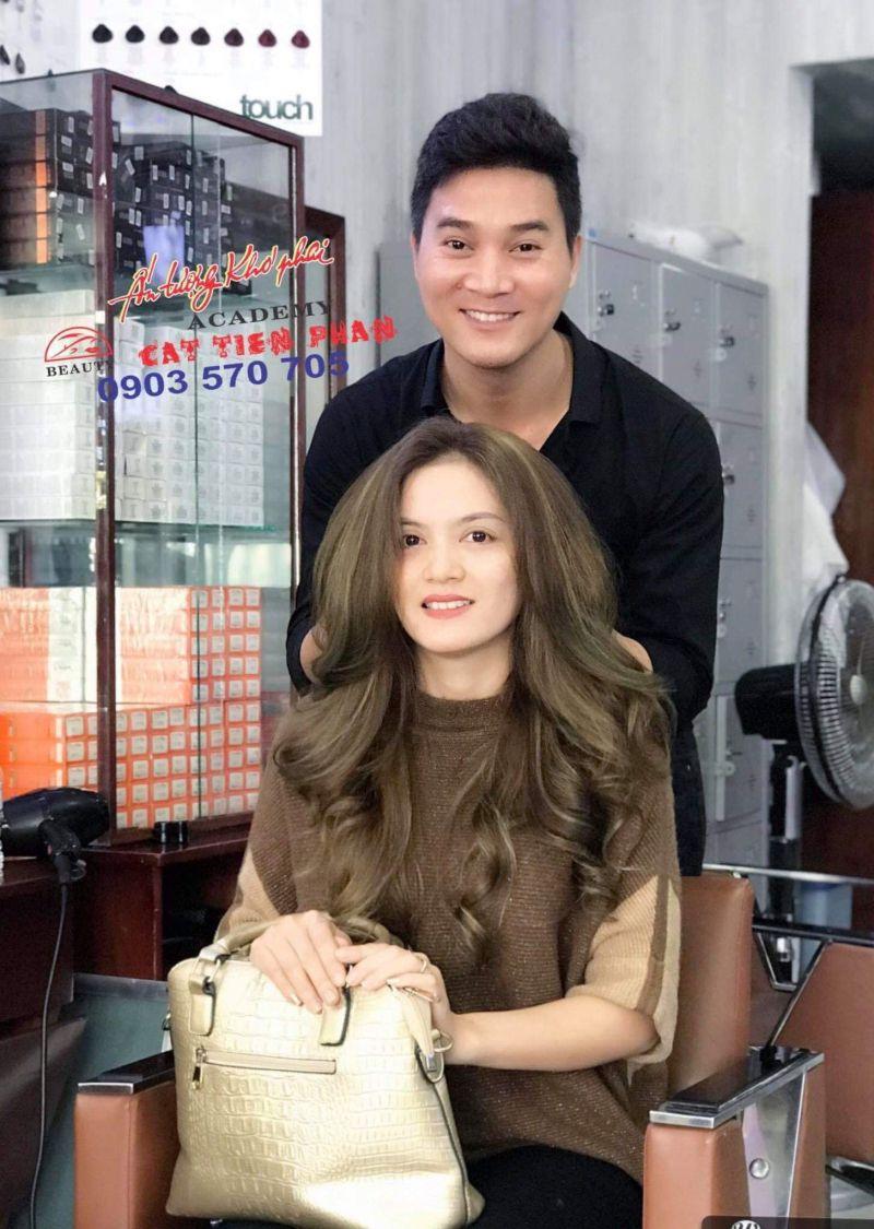 NTM tóc Phan Công Thái (salon Cát Tiên Phan)