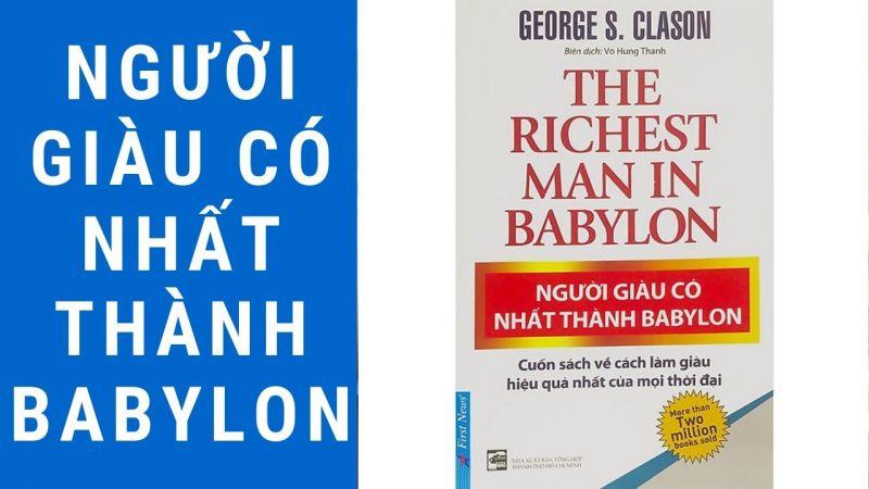 Người giàu có nhất thành Babylon - George S Clason