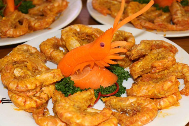 Nhà hàng ẩm thực Thái Đạt