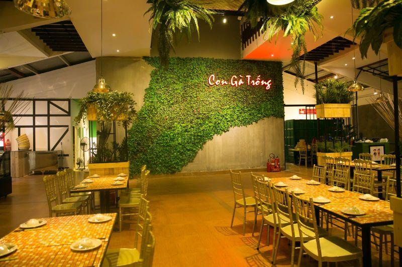 Nhà hàng khách sạn Vu Gia