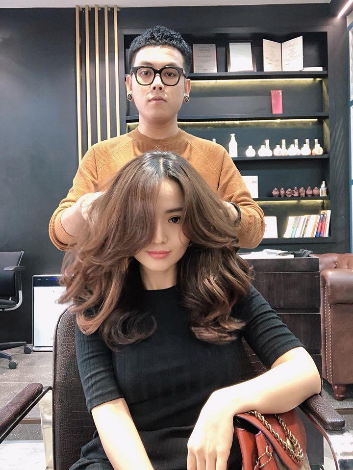 Nhà tạo mẫu tóc LeeGuchi