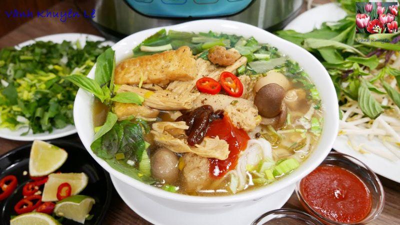 Quán chay Thanh Thảo