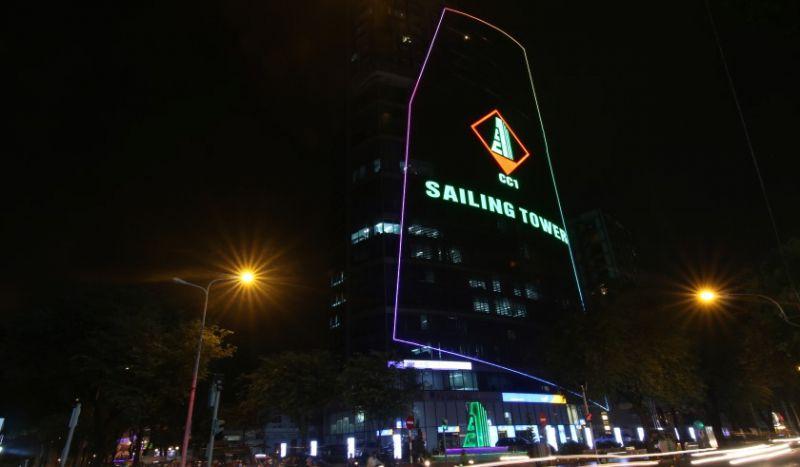 Sailing tower