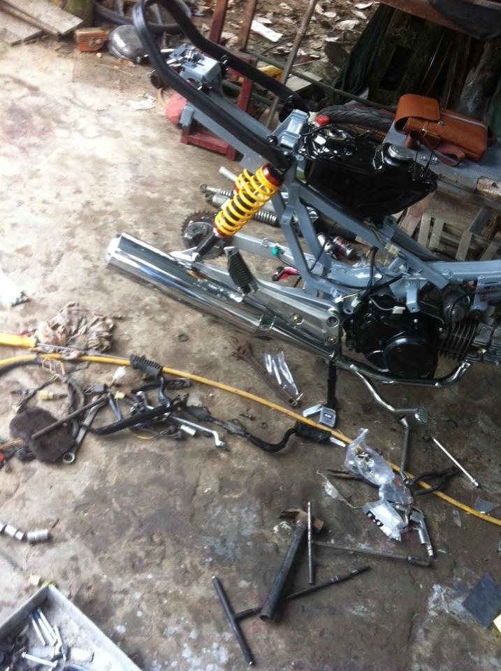 Sửa chữa Honda Thịnh