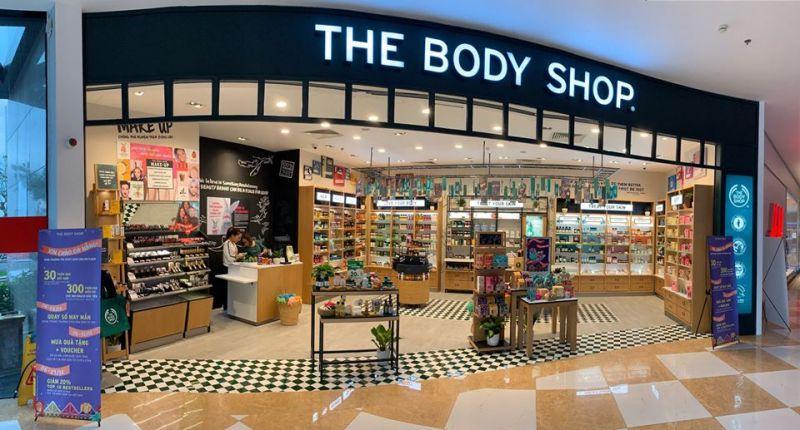 The Body Shop Việt Nam