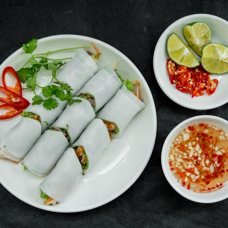 Tiệm Ăn Chung 24h - Phở Cuốn & Xôi Gà