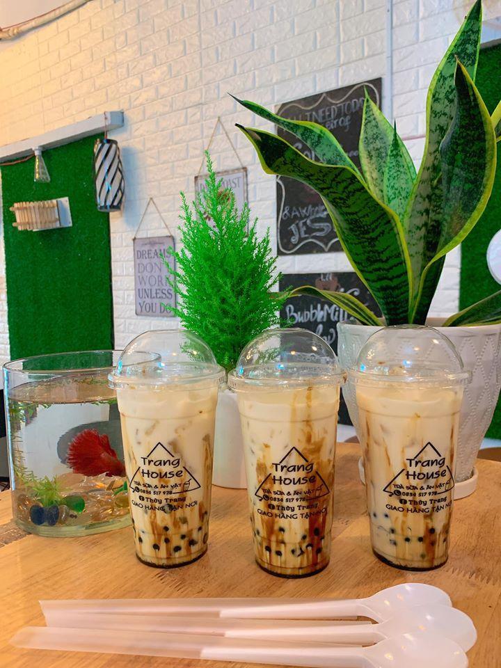 Trà sữa Trang House