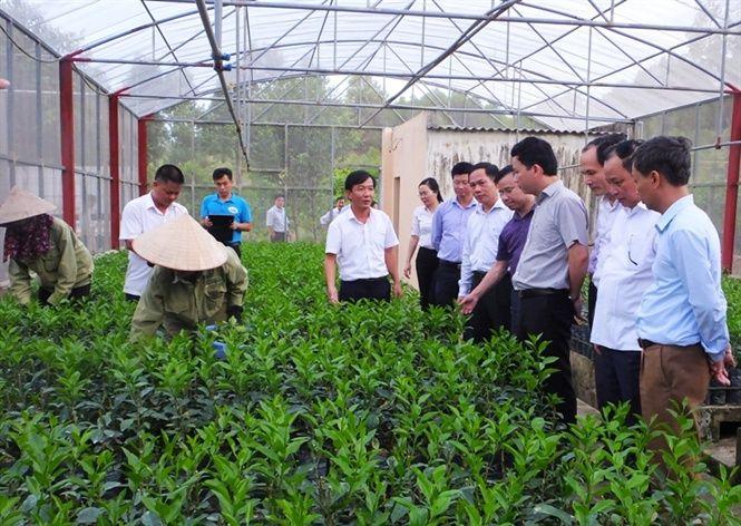 Trung tâm cây giống - học viện Nông Nghiệp Việt Nam