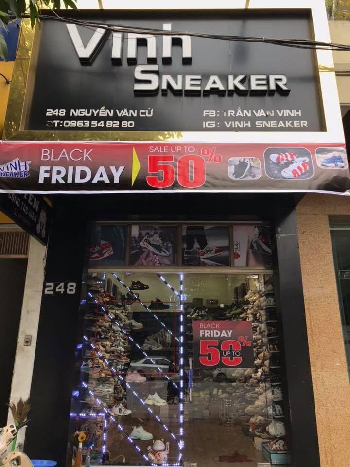 Vinh Sneaker - Giày thể thao Vinh