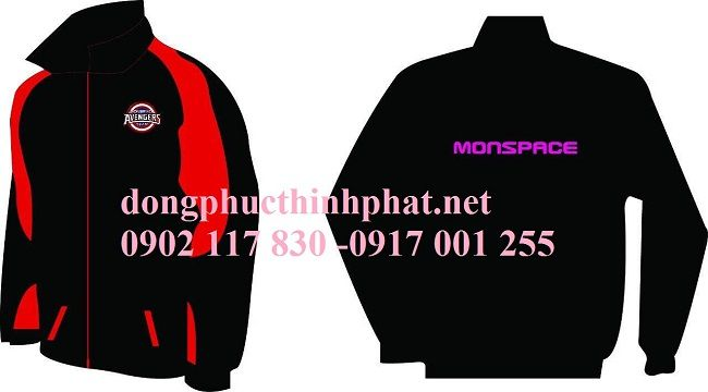 Xưởng áo khoác Thịnh Phát