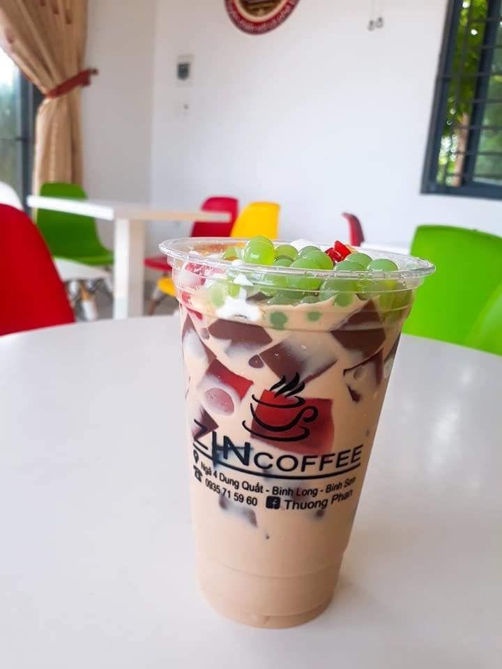 Zin Coffee : Milktea & Fast Food