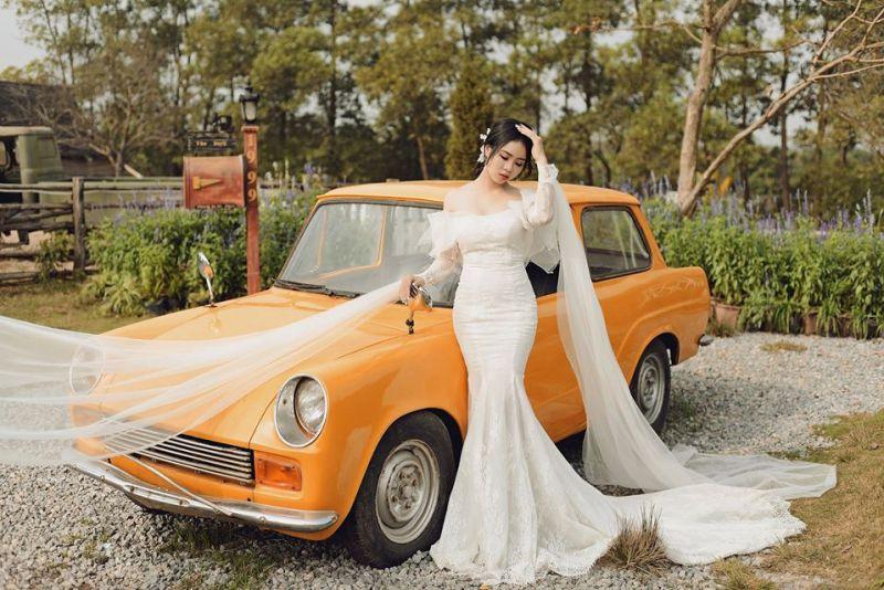 Ảnh viện áo cưới Mozda