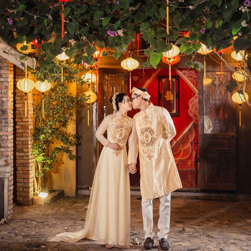 Áo cưới Hana Tran