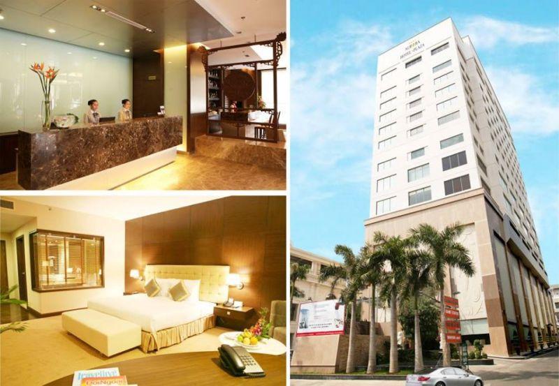 Aurora Hotel Plaza Bien Hoa