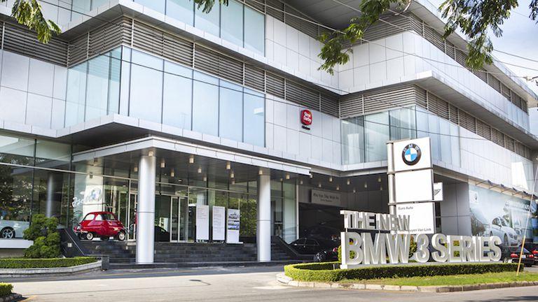 BMW Phú Mỹ Hưng
