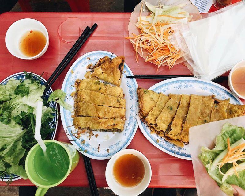 Bánh xèo Minh Anh