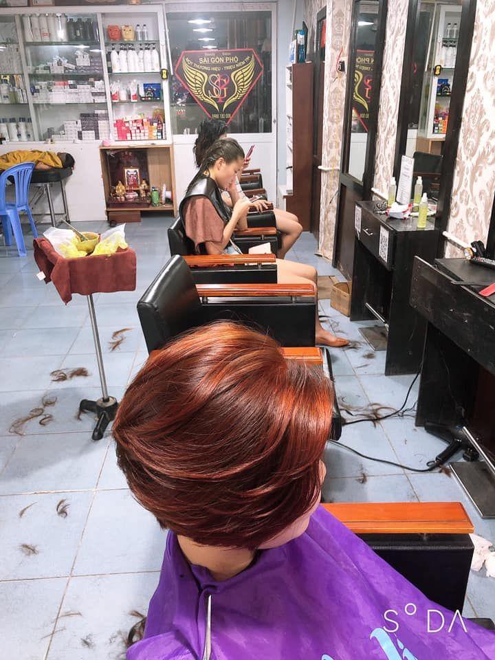 Beauty Salon Sài Gòn Phố