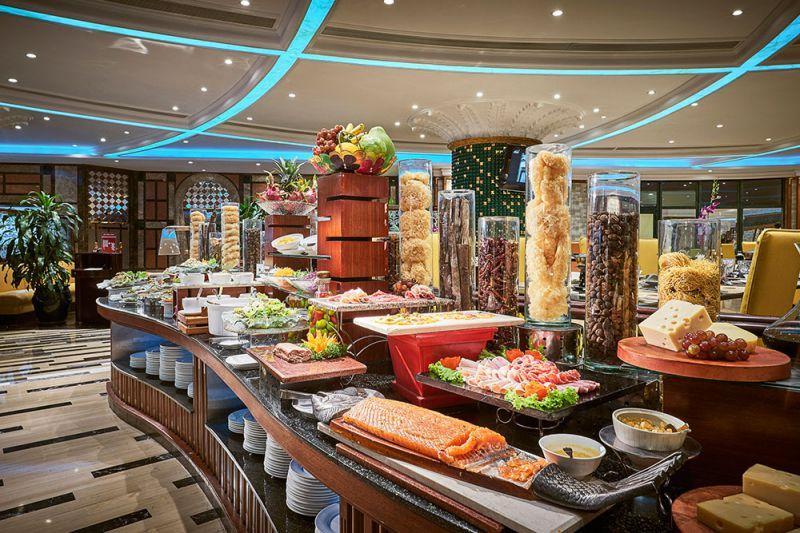 Buffet Windsor – Café Central An Đông – Tầng 4 Windsor Plaza