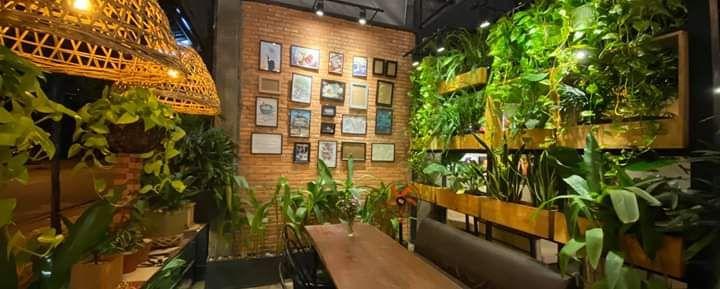 Cafe Ngọc Bích